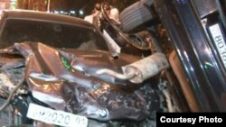 Several fatal road accidents in Dushanbe have been linked to children of high-ranking officials in recent years.