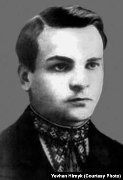 Олекса Гірник у молоді роки