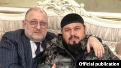 Джамбулат Умаров и Абузайд Висмурадов