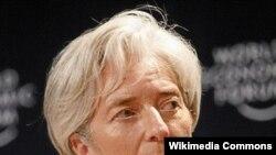 Министр финансов Франции Кристин Лягард