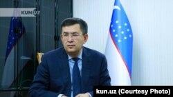 Samarqand viloyati yangi hokimi Erkin Turdimov