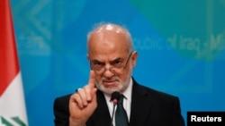 Міністр закордонних справ Іраку Ібрагім аль-Джаафарі