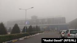 Фурудгоҳи байналмилалии Душанбе