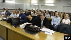 Судење за Монструм, обвинителите Фатиме фетаи и Гаврил Бубевски