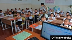 Школа в Бишкеке. Иллюстративное фото.