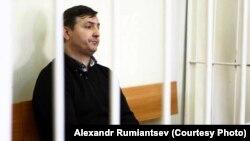Бывший вице-губернатор Омской области Юрий Гамбург в суде