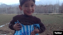 Afghanistan - Little Messi from Afghanistan - Murtaza Ahmadi, 27.01.2016