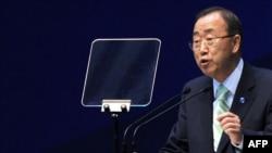 Sekretari i përgjithshëm i OKB-së, Ban Ki-mun