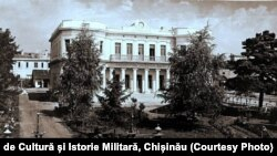 Clădirea zemstvei din Bălți