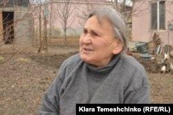 Лена, переселенка із Ахалгорі