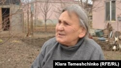Лена, переселенка из Ахалгори