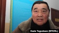 «Журналистер қауіп-қатерде» қоғамдық қорының жетекшісі Рамазан Есіргепов.