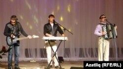 """Закир Шаһбан һәм """"Айфара"""" егетләре"""
