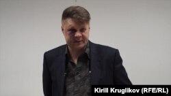 Григорий Винтер после нападения
