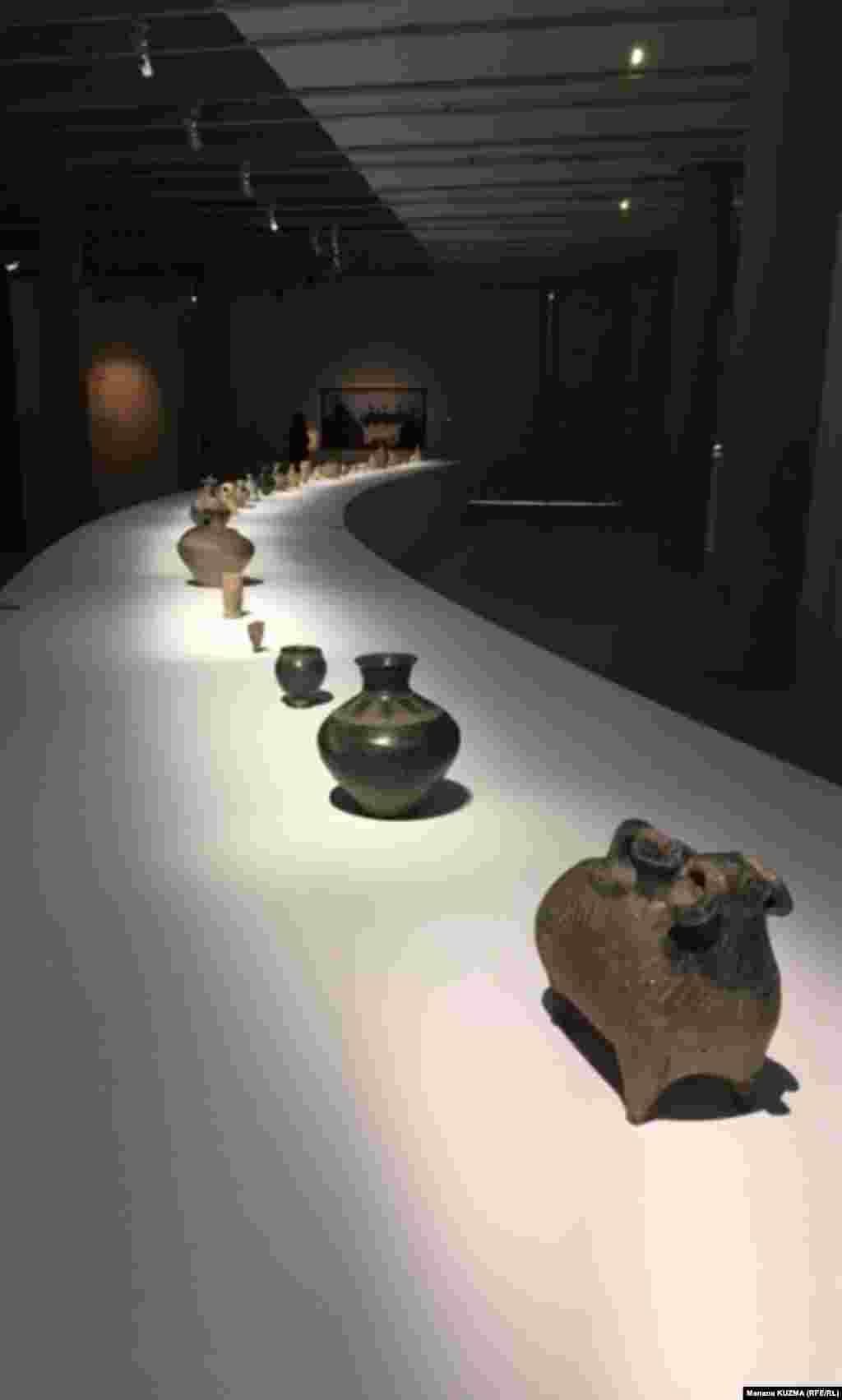 """ბორდო, ღვინის მუზეუმი: გამოფენა """"საქართველო- მეღვინეობის აკვანი"""""""
