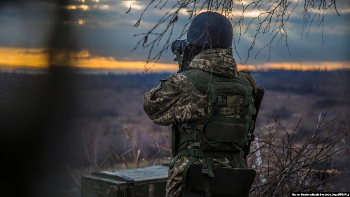 За минувшие сутки боевики 9 раз нарушили режим тишины, один военный ВСУ травмирован – штаб