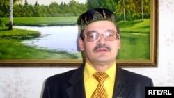 Rafis Kashapov, head of the Chally Branch of Tatar Public Centre