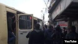 Армянские призывники подверглись нападению группы молодых людей, 8 января 2019 г.