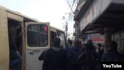 Нападение на автобус с призывниками, 8 января 2019 г.