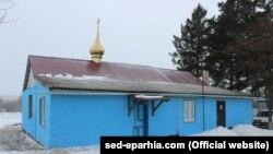 Храм в честь Казанской иконы Божией Матери, село Веселое Старобельского района Луганской области
