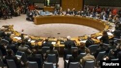 روسیه خواستار تشکیل جلسه شورای امنیت شده بود