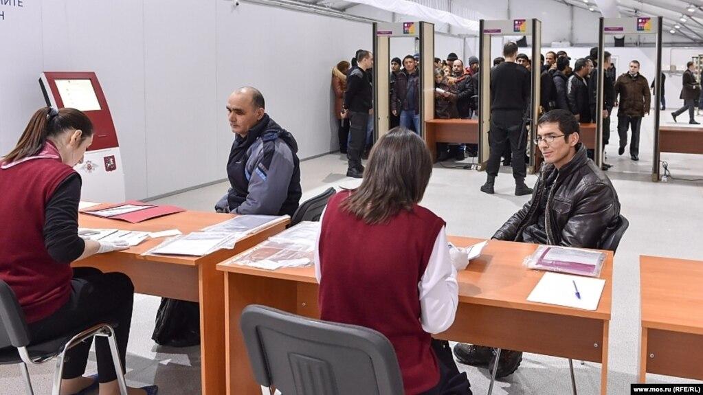 Работа для граждан таджикистана в москве без патента объявления регистрация иностранных граждан
