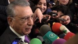 Head of Azerbaijan Presidential Apparatus Ramiz Mehdiyev