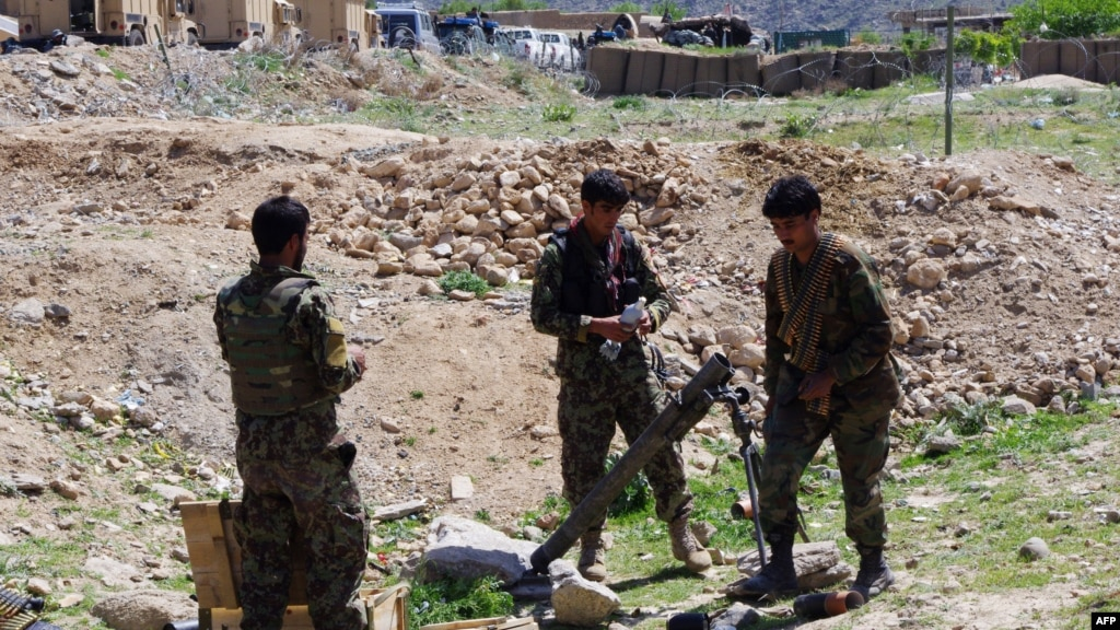 مقامات: ۱۰ مخالف مسلح در شیندند هرات کشته شدند