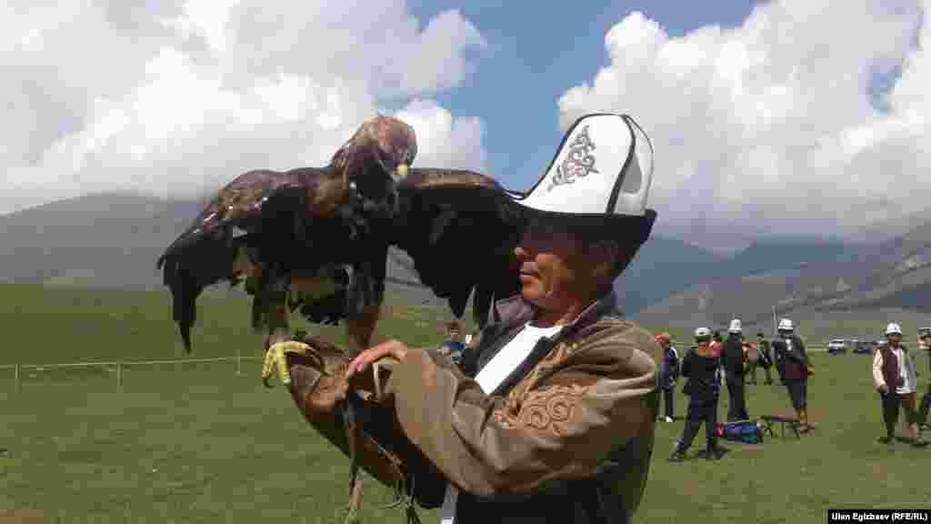 II Всемирные игры кочевников проходятна Иссык-Куле с 3 по 8 сентября 2016 года.