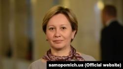 Ірина Подоляк, народний депутат України («Самопоміч»)