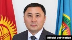 Алтынбек Торутаев.