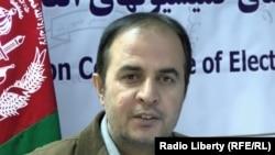 ارشیف، د افغانستان د ازادو او عادلانه انتخاباتو د بنسټ اجرائیوي رئیس يوسف رشید
