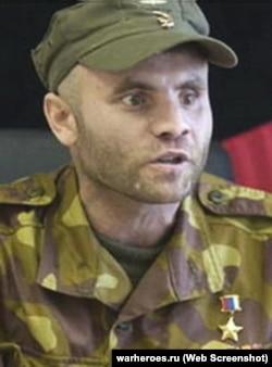 Саид-Магомед Какиев