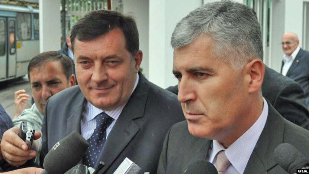 ČOVIĆA PITALI O DODIKOVOJ NAJAVI 'IZJAVE O RAZDRUŽIVANJU': 'Manje-više, Dodik je u pravu'