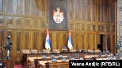 Parlament je nove sudije Ustavnog suda izabrao sa liste od osam kandidata koju je predložio predsednik Srbije