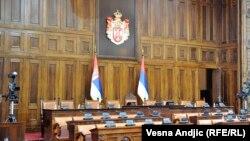Potpuno unižena uloga Skupštine Srbije