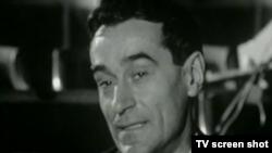 Stere Popescu în 1966 (Sursă: INA, Paris)
