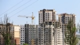 Строительство домов в Симферополе, архивное фото