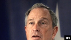 New York City Mayor Michael Bloomberg said the suspects bought weapons and a hand grenade