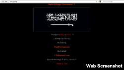 Хакерская атака официального сайта правительства КР