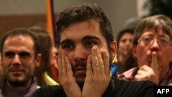 Сторонники каталонской независимости огорчены решением правительства Артура Маса