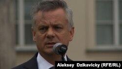 Заместитель министра культуры Польши Петр Жуховский