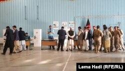 انتخابات ریاست جمهوری افغانستان، ششم میزان