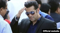 Salman Khan, one of Bollywood's biggest stars, expressed support for Pakistani actors after India sought to ban them from the country.