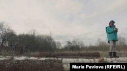 """Тася Перчикова, кадр из фильма """"Дни травли"""" Марии Павловой"""