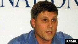 Сергей Уткин, юрист газеты «Моя Республика - факты, события, люди». Алматы, 21 сентября 2009 года.