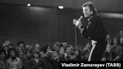 Карел Готт в Москве, 1978 год
