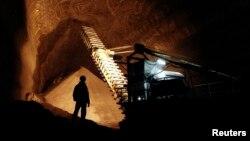 Russia's Uralkali Potash Mine