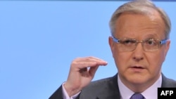 EU Economic Affairs Commissioner Olli Rehn