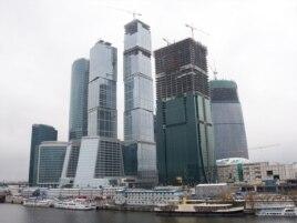 Мәскәү үзәге һәм елга буе